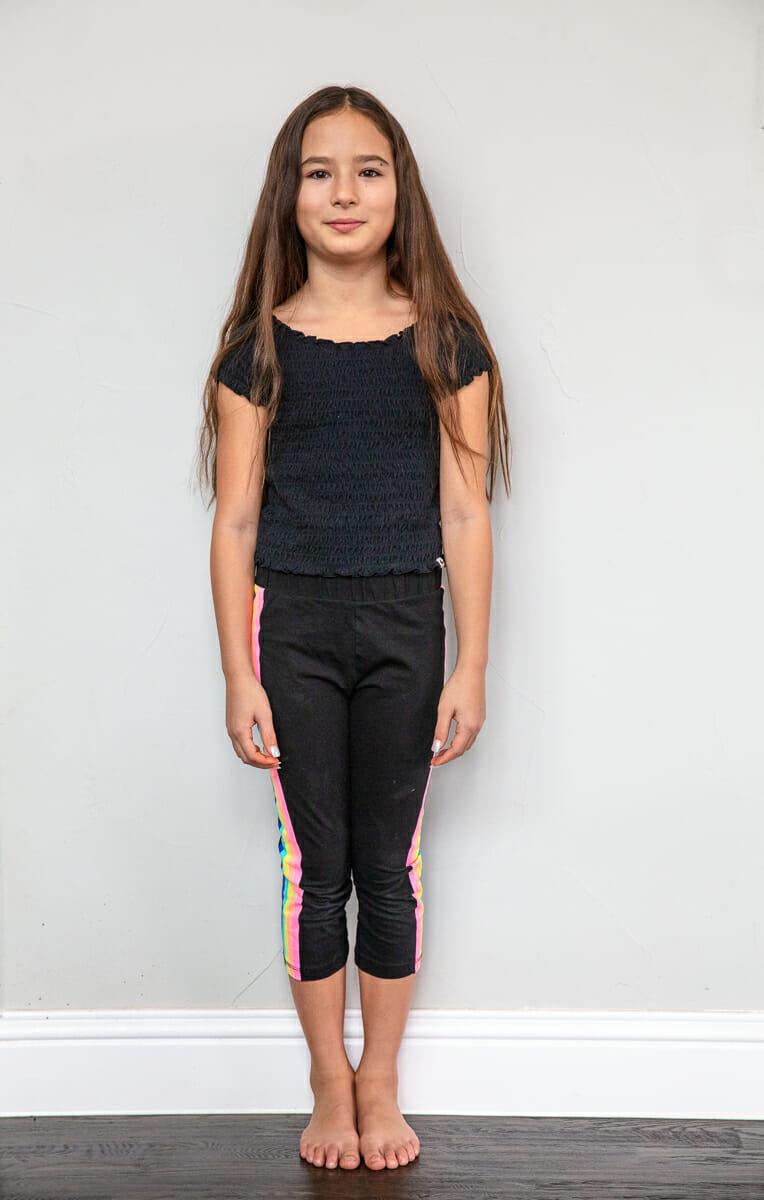 Full length photo of child