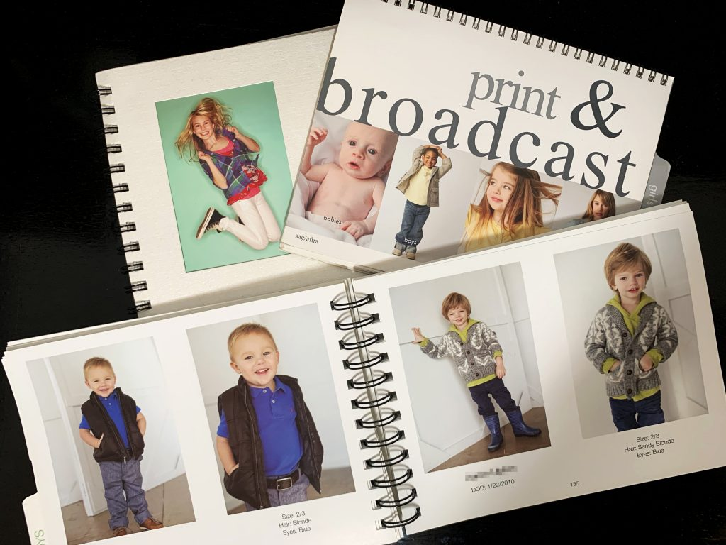Catalog of Child Models