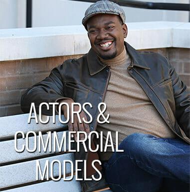 Commercial Models & Actors in Dallas TX