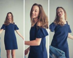 Tween Fashion Model Photography